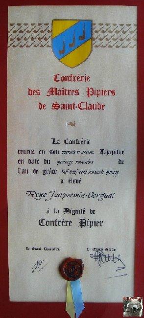 2006-06-22 - La Fabrication d'une Pipe de Saint-Claude (39) 0069