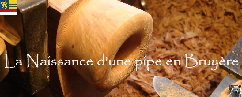 2006-06-22 - La Fabrication d'une Pipe de Saint-Claude (39) Logo