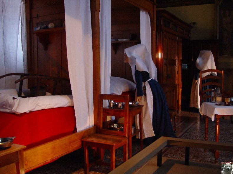 Beaune (21) L'Hotel Dieu 0014