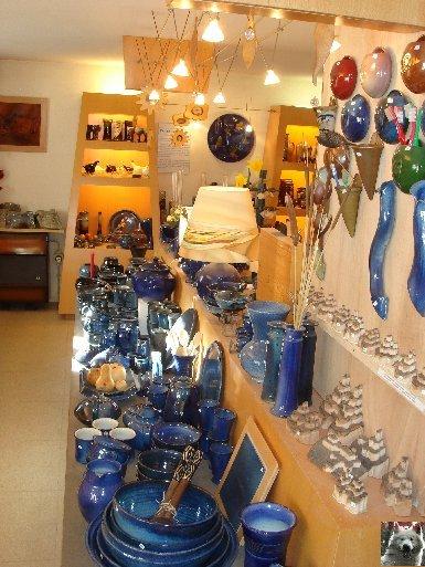 2006-12-12 : Bleu d'Enfer ou la Poterie Guibert à Lamoura (39) 0062