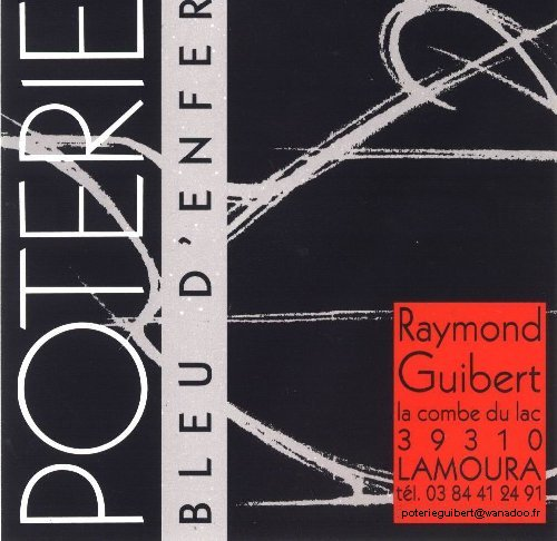 2006-12-12 : Bleu d'Enfer ou la Poterie Guibert à Lamoura (39) Rg