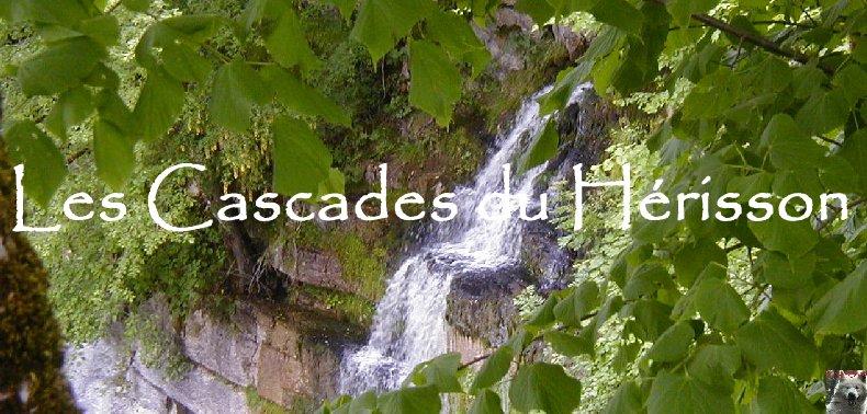 Cascades du Hérisson Logo