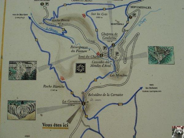 Le Belvédère de la Cernaise (39) 1 100 m d'altitude 0000