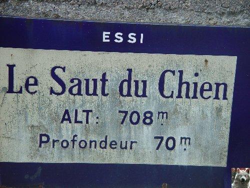 Le Chapeau de Gendarme - Les Lacets de Septemoncel (39). 0013