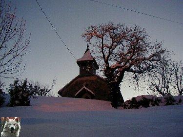 003 - Chaumont / St Claude (39) La chapelle 0002