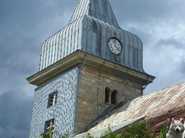 009 - Les Bouchoux (39) L'église de l'Assomption 0030