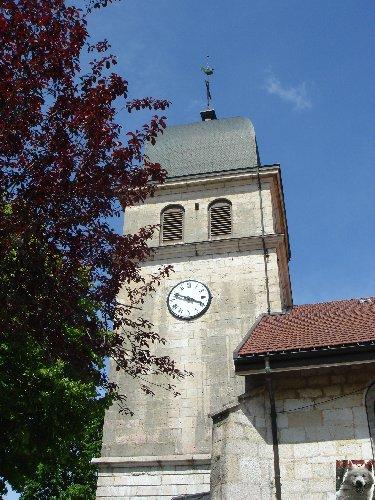 018 - Les Rousses (39) L'église St Pierre 0127