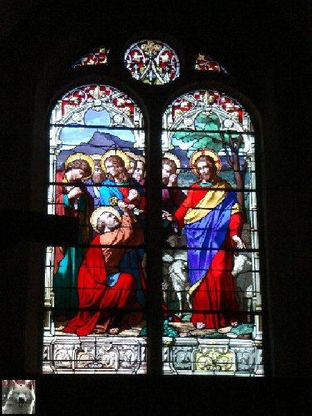 018 - Les Rousses (39) L'église St Pierre 0128