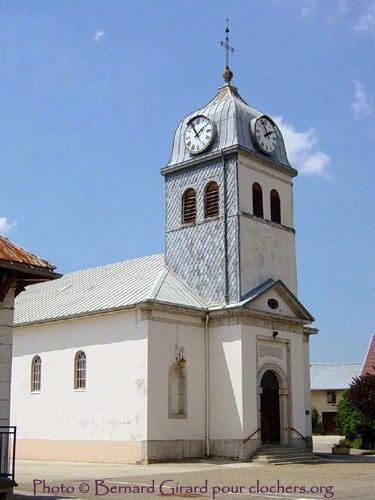 023 - Chateau des Prés (39) L'église St Georges 0154