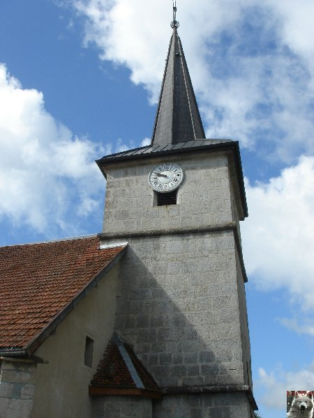 022 - La Rixouse (39) L'église St Cyr et Ste Julitte 0159