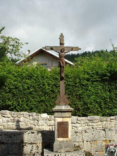 022 - La Rixouse (39) L'église St Cyr et Ste Julitte 0161