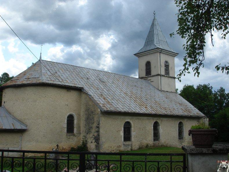 042 - Larrivoire (39) L'église St Georges 0162