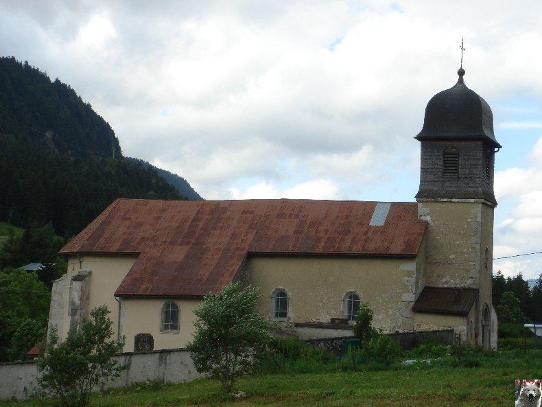 015 - Lajoux (39) - Mijoux (01) - L'église Saint-Jacques et Saint Christophe  0165