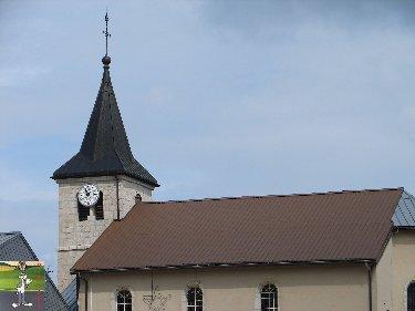 016 - Prémanon (39) L'église St Barthélémy  0189d