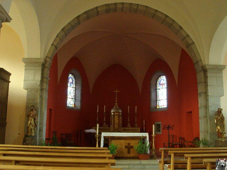 016 - Prémanon (39) L'église St Barthélémy  0190