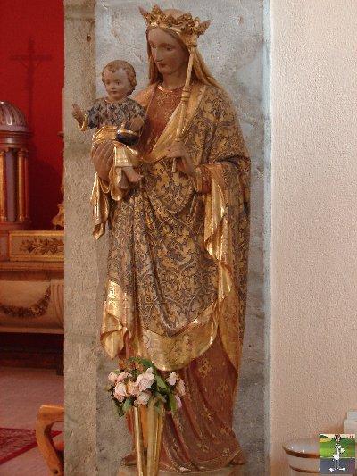 016 - Prémanon (39) L'église St Barthélémy  0193