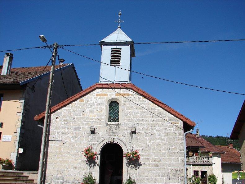 039 - Ravilloles (39) La chapelle de la nativité de la Vierge 0319