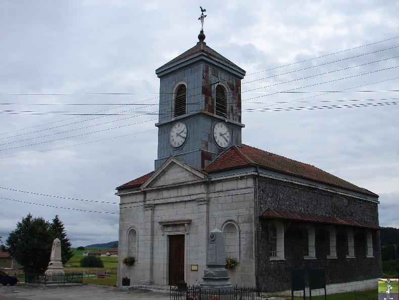 024 - Chaux des Prés (39) L'église de la Ste Trinité 0325
