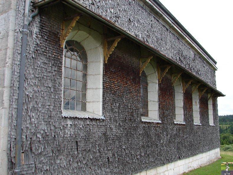024 - Chaux des Prés (39) L'église de la Ste Trinité 0328