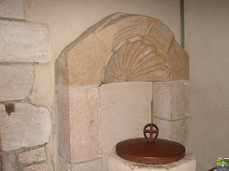 027 - Bonlieu (39) L'église St Jean Baptiste 0346