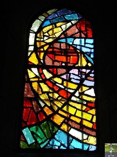 027 - Bonlieu (39) L'église St Jean Baptiste 0349