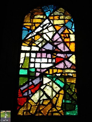 027 - Bonlieu (39) L'église St Jean Baptiste 0350