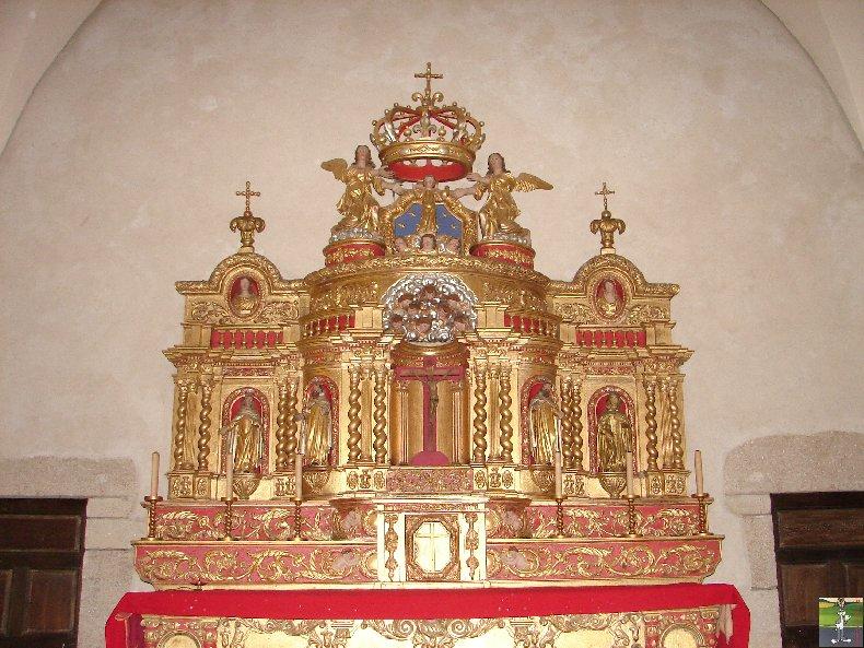 027 - Bonlieu (39) L'église St Jean Baptiste 0357