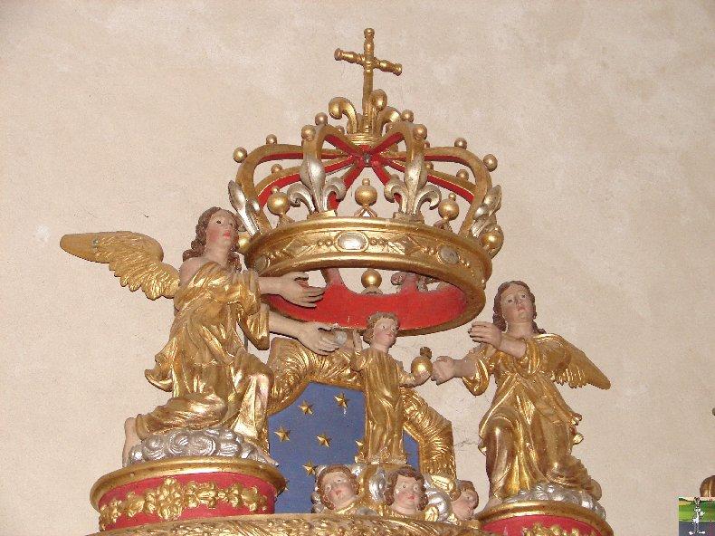 027 - Bonlieu (39) L'église St Jean Baptiste 0359