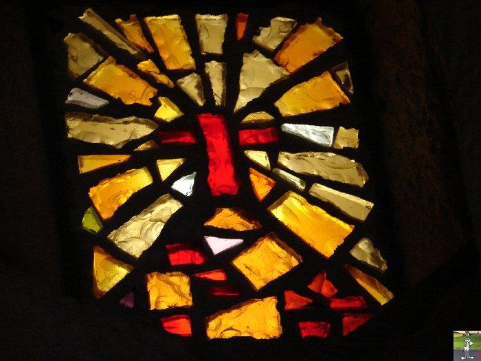 027 - Bonlieu (39) L'église St Jean Baptiste 0367