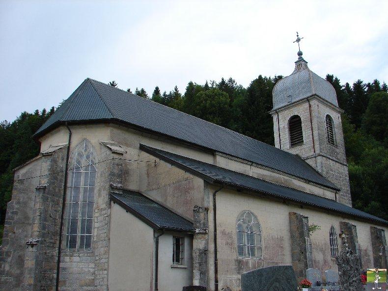 029 - La Chaux des Crotenay (39) L'église Ste Marguerite 0381