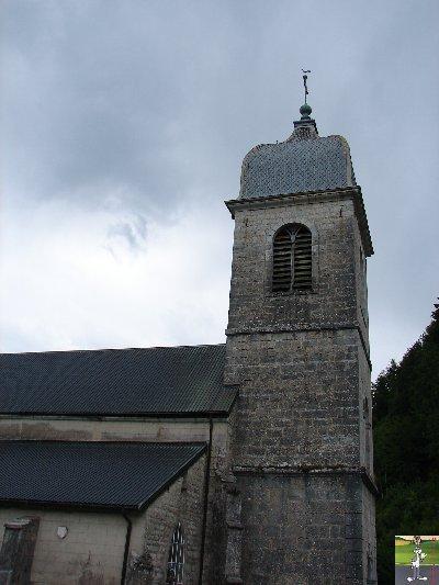 029 - La Chaux des Crotenay (39) L'église Ste Marguerite 0383