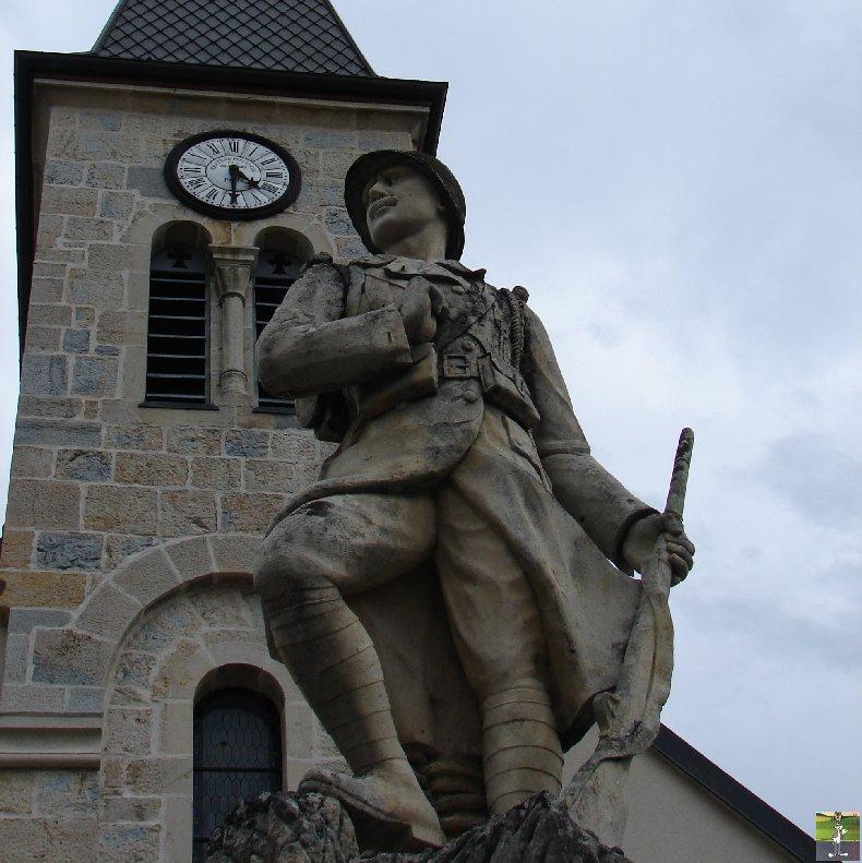 030 - Foncine le bas (39) L'égliser St Pierre es Liens et St Pierre 0392