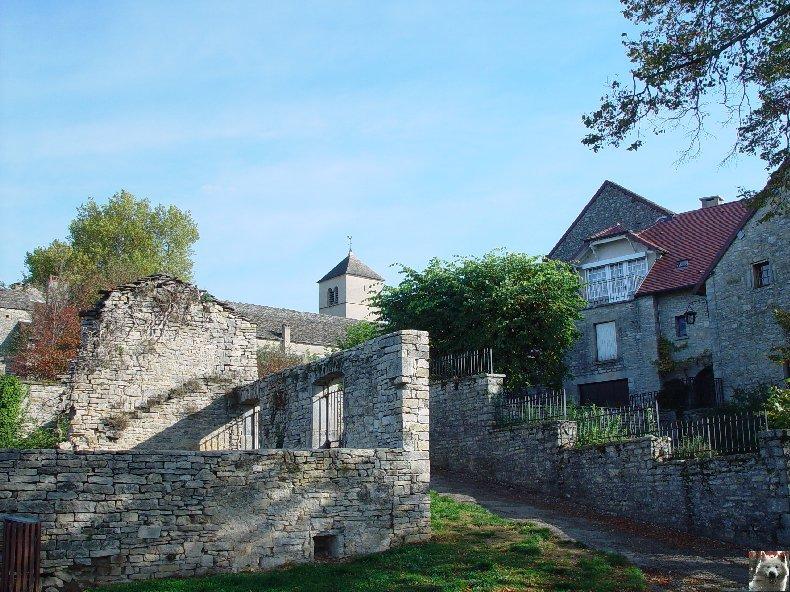 [39] : 20 octobre 2005 - Château-Chalon 0004
