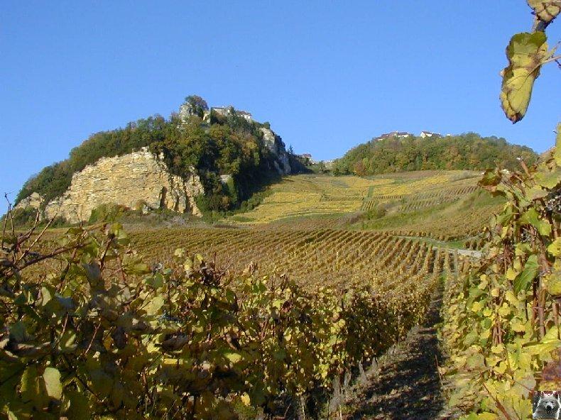 [39] : 20 octobre 2005 - Château-Chalon 0016