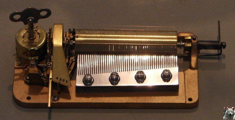 Le musée de la Boite à musique et des Automates - Ste-Croix 0019