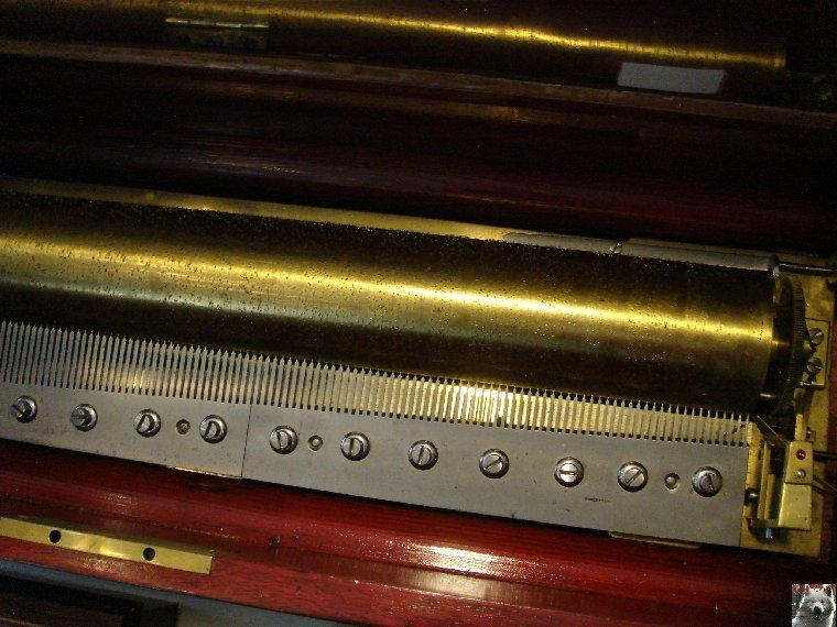 Le musée de la Boite à musique et des Automates - Ste-Croix 0033