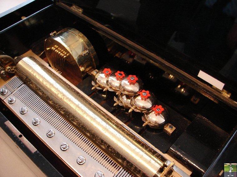 Le musée de la Boite à musique et des Automates - Ste-Croix 0034
