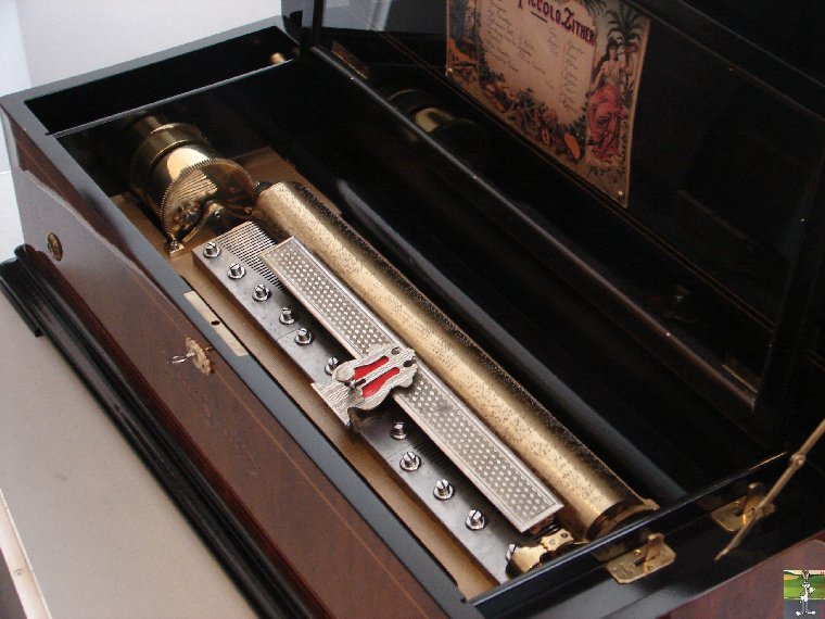 Le musée de la Boite à musique et des Automates - Ste-Croix 0036a