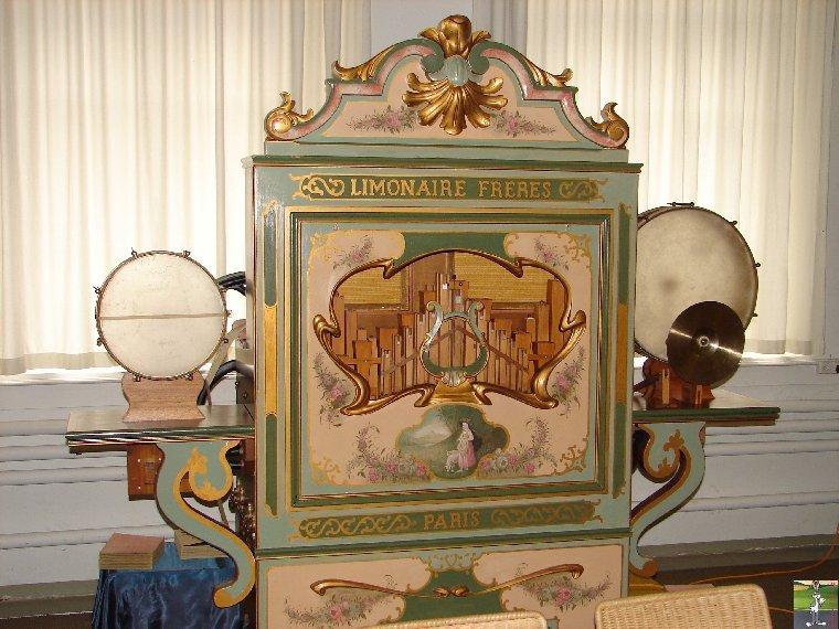 Le musée de la Boite à musique et des Automates - Ste-Croix 0061
