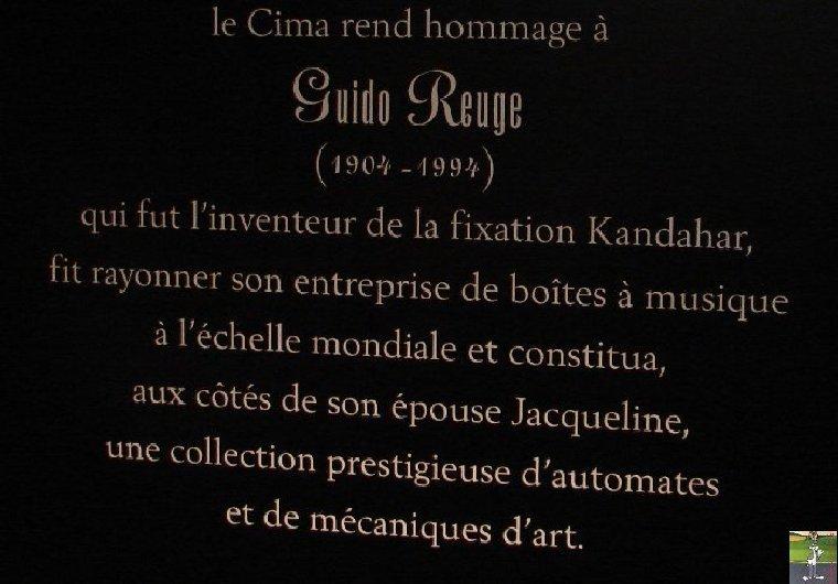 Le musée de la Boite à musique et des Automates - Ste-Croix 0062