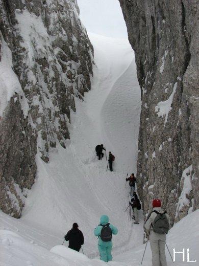 Au sommet de la Haute Chaine - Le Crêt de la Neige - 17/02/2010 0048