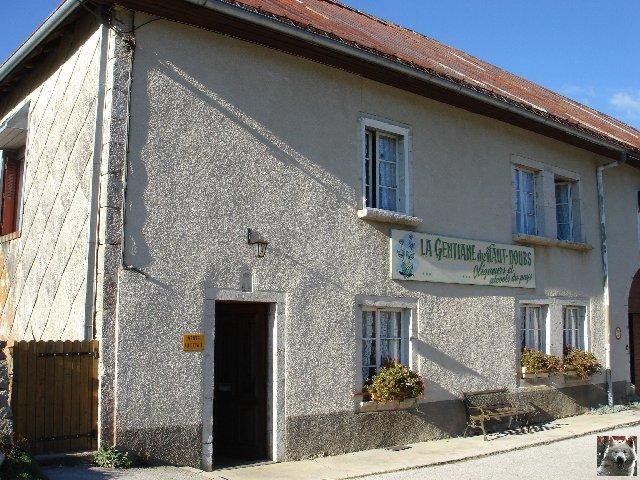 La Gentiane - Fleurs, Racines et Distillation - (25) 0004