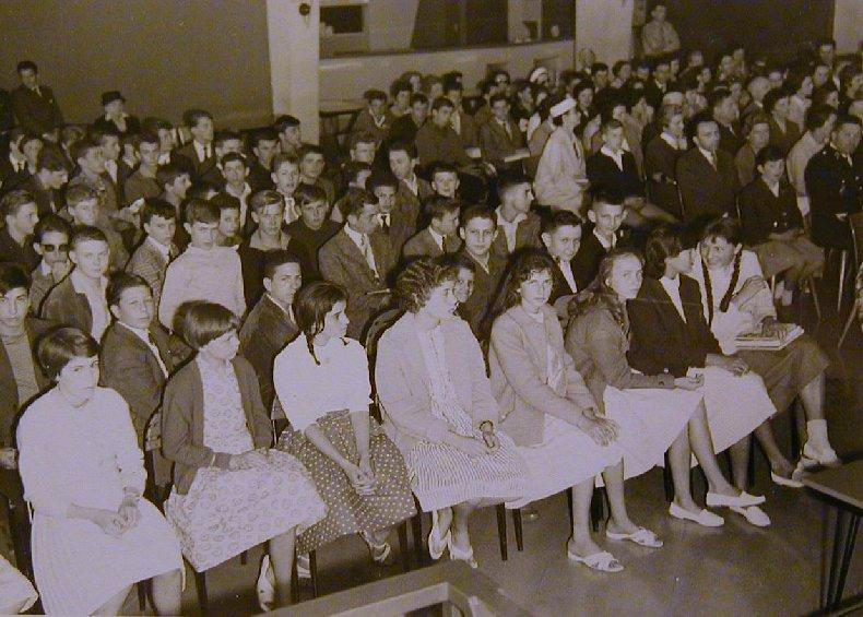 Quelques photos d'école - Classe 1966 - à Saint-Claude (39) 1960-06_prix