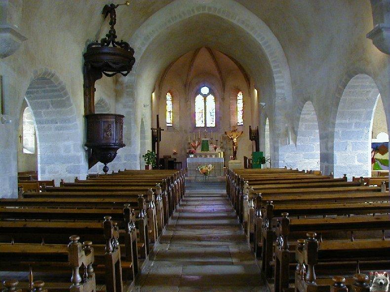 005 - Longchaumois (39) L'église St Jean Baptiste 0004