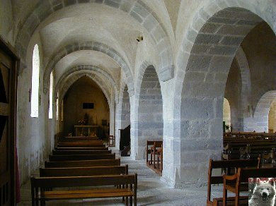 005 - Longchaumois (39) L'église St Jean Baptiste 0005