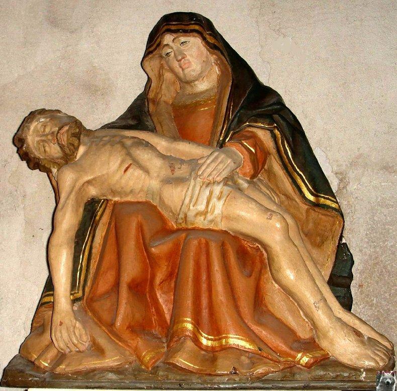 005 - Longchaumois (39) L'église St Jean Baptiste 0007