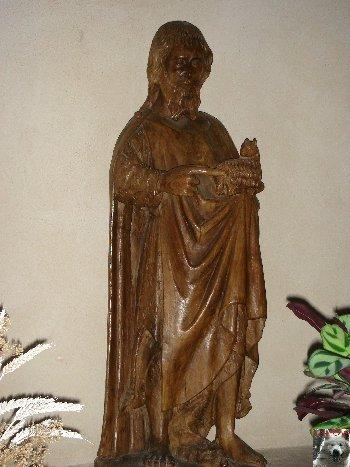 005 - Longchaumois (39) L'église St Jean Baptiste 0009