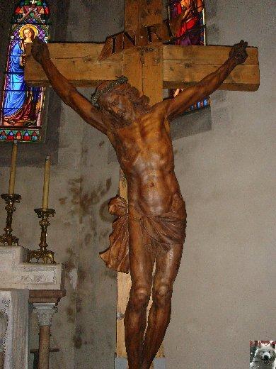 005 - Longchaumois (39) L'église St Jean Baptiste 0012