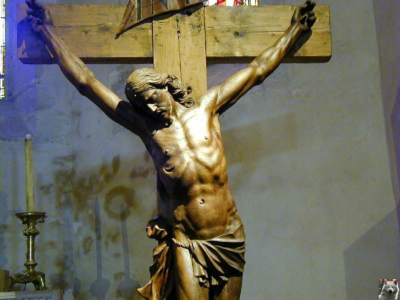 005 - Longchaumois (39) L'église St Jean Baptiste 0013