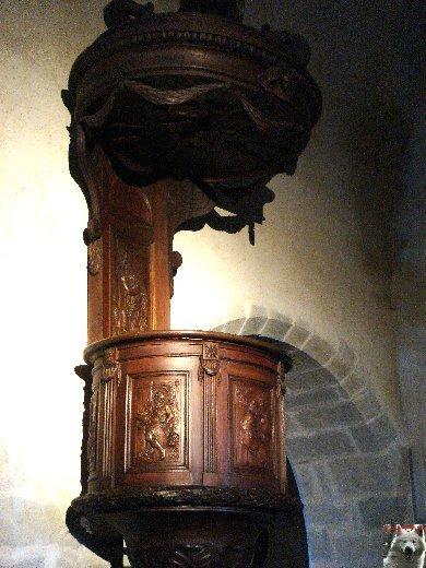 005 - Longchaumois (39) L'église St Jean Baptiste 0015